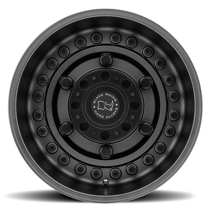 BLACK RHINOホイール Armory(アーモリー) ガンブラック [SPサイズ]