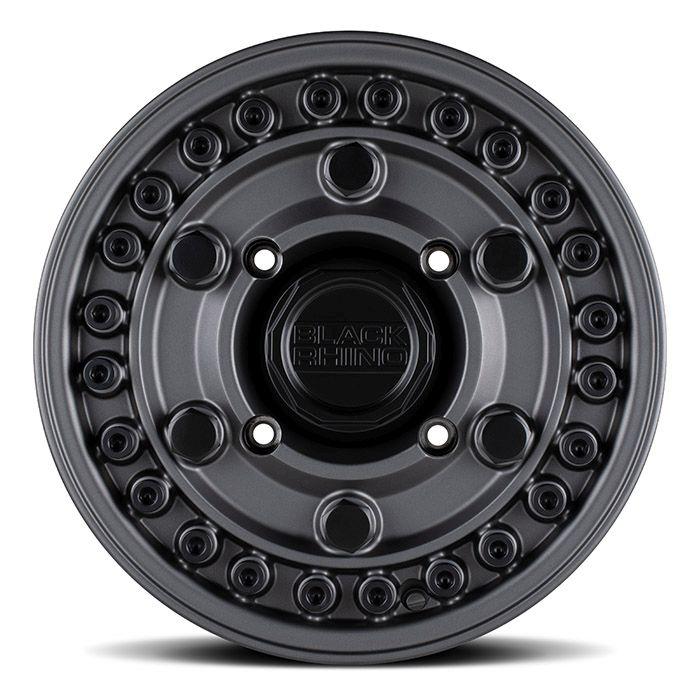BLACK RHINOホイール Armory UTV(アーモリー UTV) ガンブラック