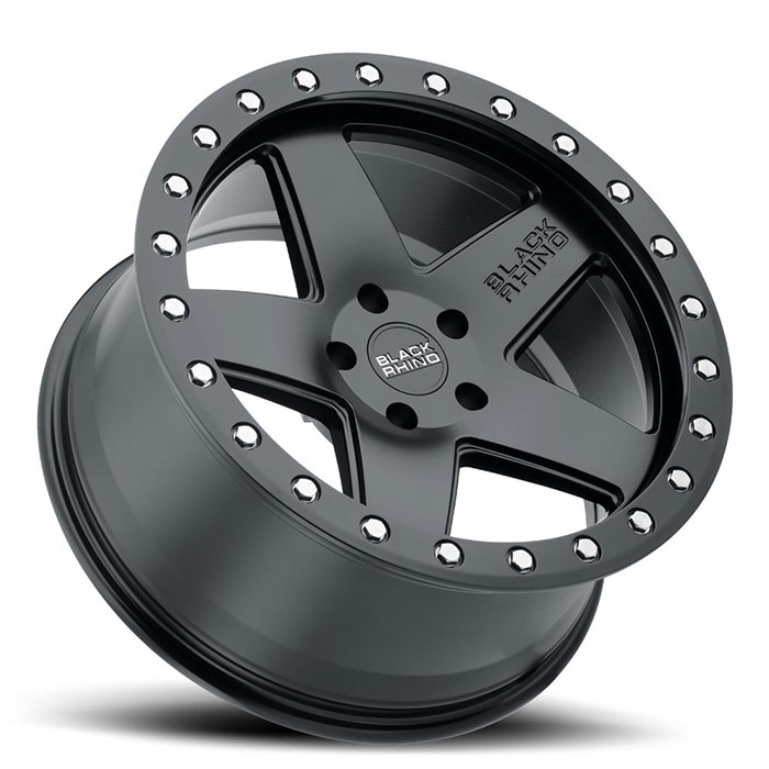BLACK RHINOホイール Crawler(クローラ) マットブラック