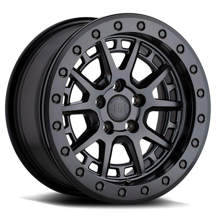 BLACK RHINOホイール Gravel Beadlock(グラベル ビードロック) マットブラック