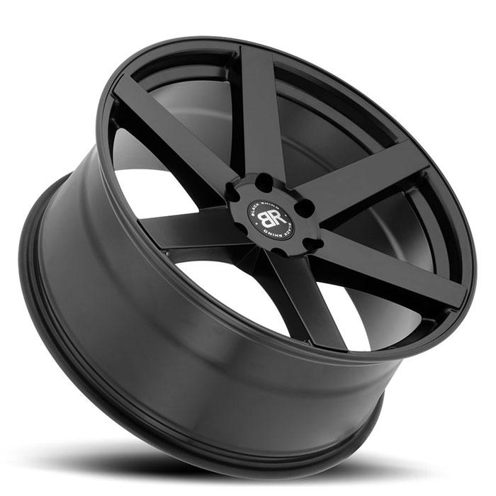 BLACK RHINOホイール Karoo(カルー) マットブラック