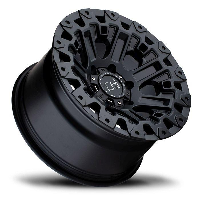 BLACK RHINOホイール Ozark(オザーク) マットブラック