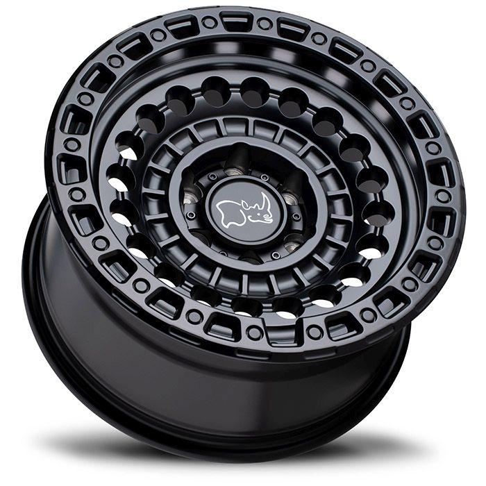BLACK RHINOホイール Sentinel(センチネル) マットブラック