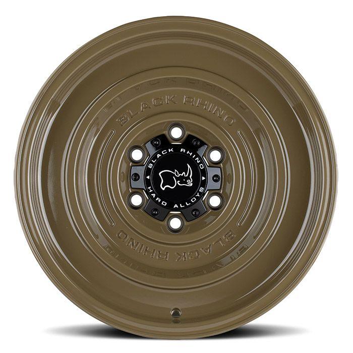 BLACK RHINOホイール Solid(ソリッド) グロスアリゲーターグリーン