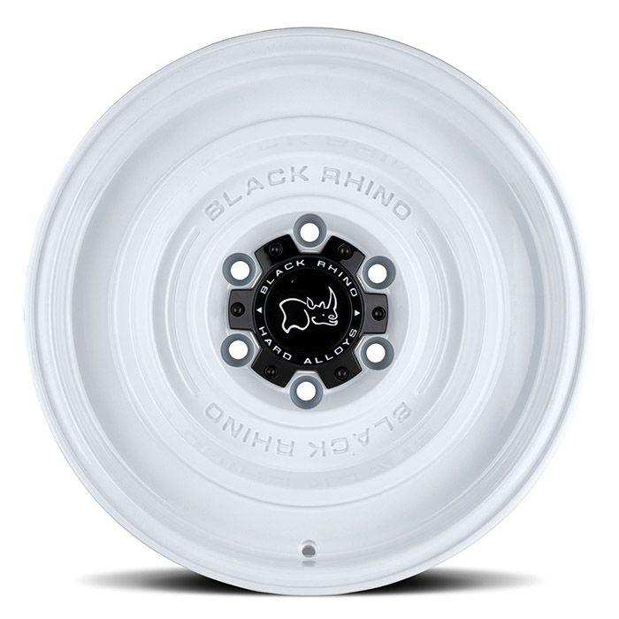 BLACK RHINOホイール Solid(ソリッド) グロスホワイト