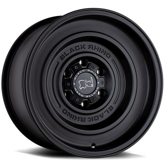 BLACK RHINOホイール Solid(ソリッド) マットブラック