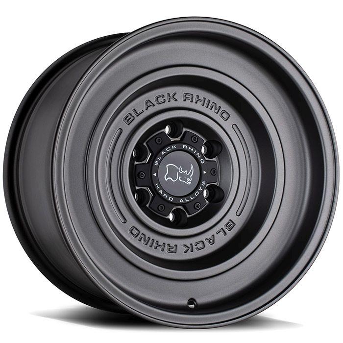 BLACK RHINOホイール Solid(ソリッド) マットガンブラック