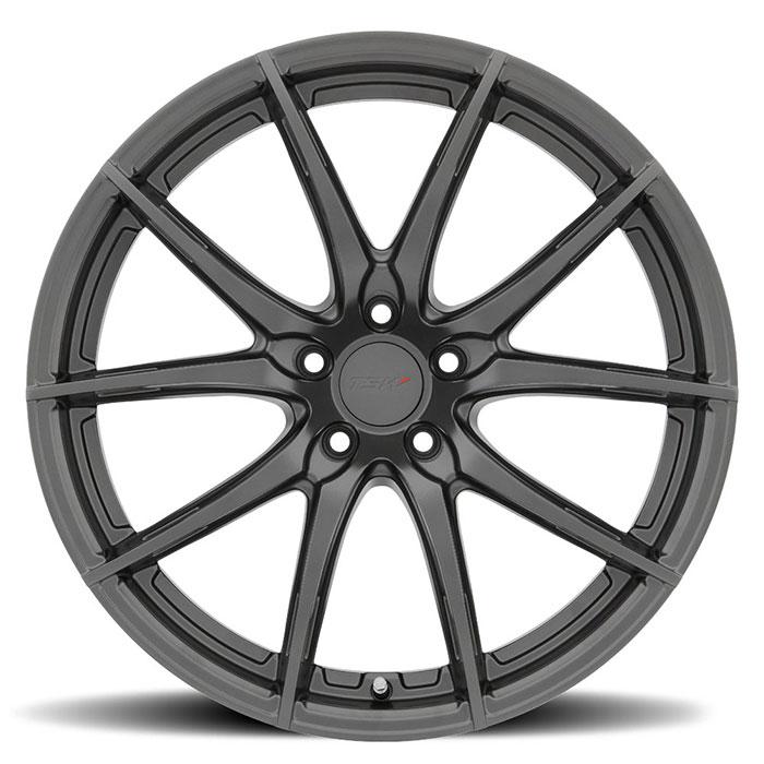 TSWホイール Sprint(スプリント) グロスガンメタル