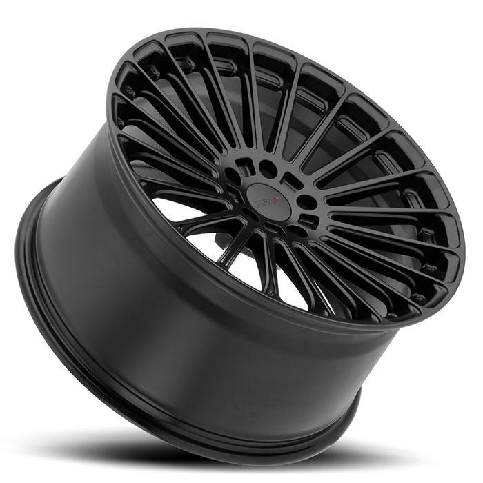 TSWホイール Turbina(タービナー) マットブラック